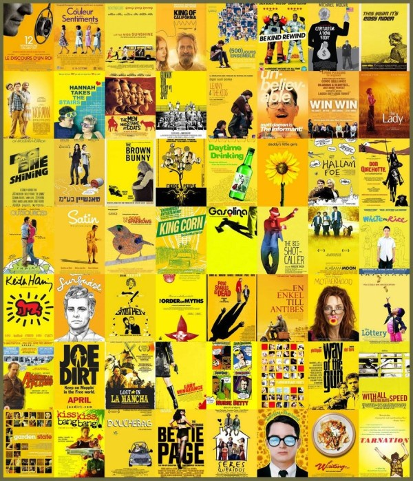 Yellowish Movie posters