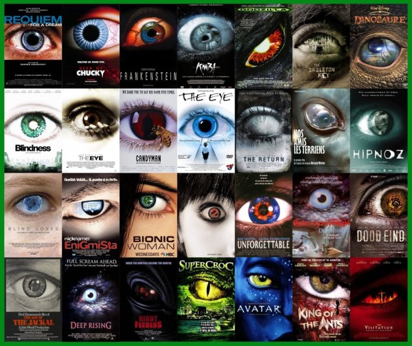 One eye movie posters