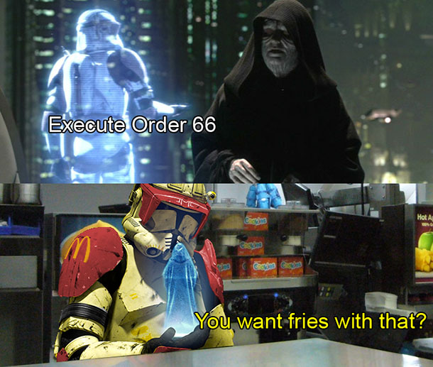 Execute Order 66