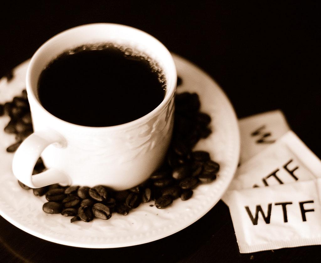 Tomate un cafecito de #LDV y endulzalo con WTF