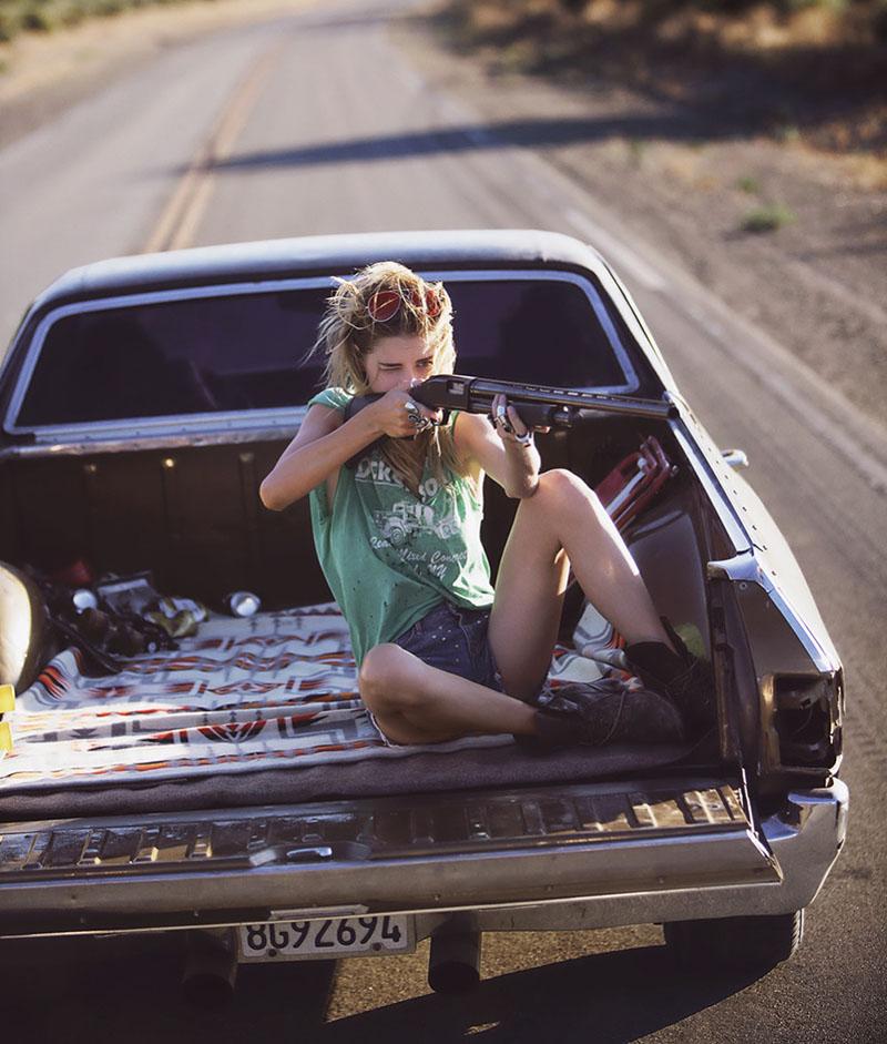 Los balazos de la #RuletaRusa pueden ser también de escopeta, por qué no?