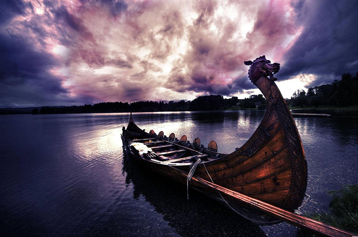 Mis estimados vikingos, es hora de cruzar el mundo a bordo de la #RuletaRusa