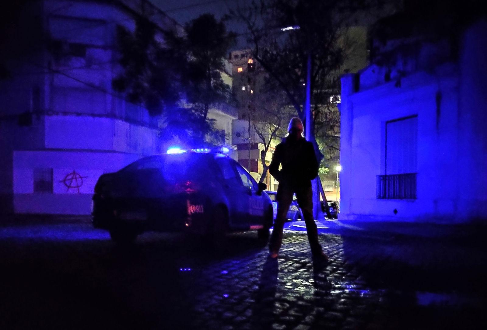 Gime en su versión más cyberpunk anoche sin luz y sin poder armar los #LDV
