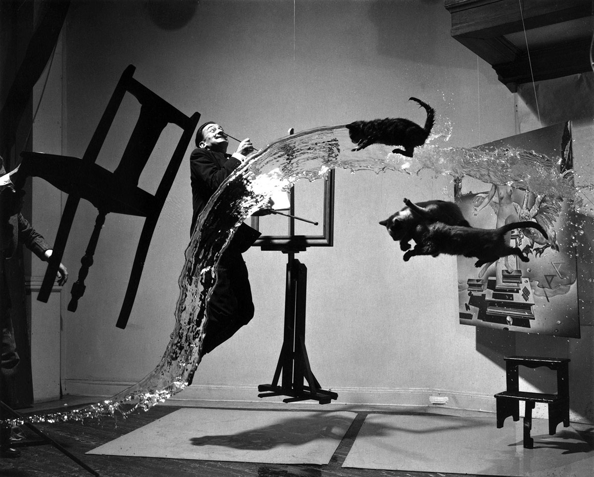 Si Dalí estuviera vivo no se perdería la #RuletaRusa