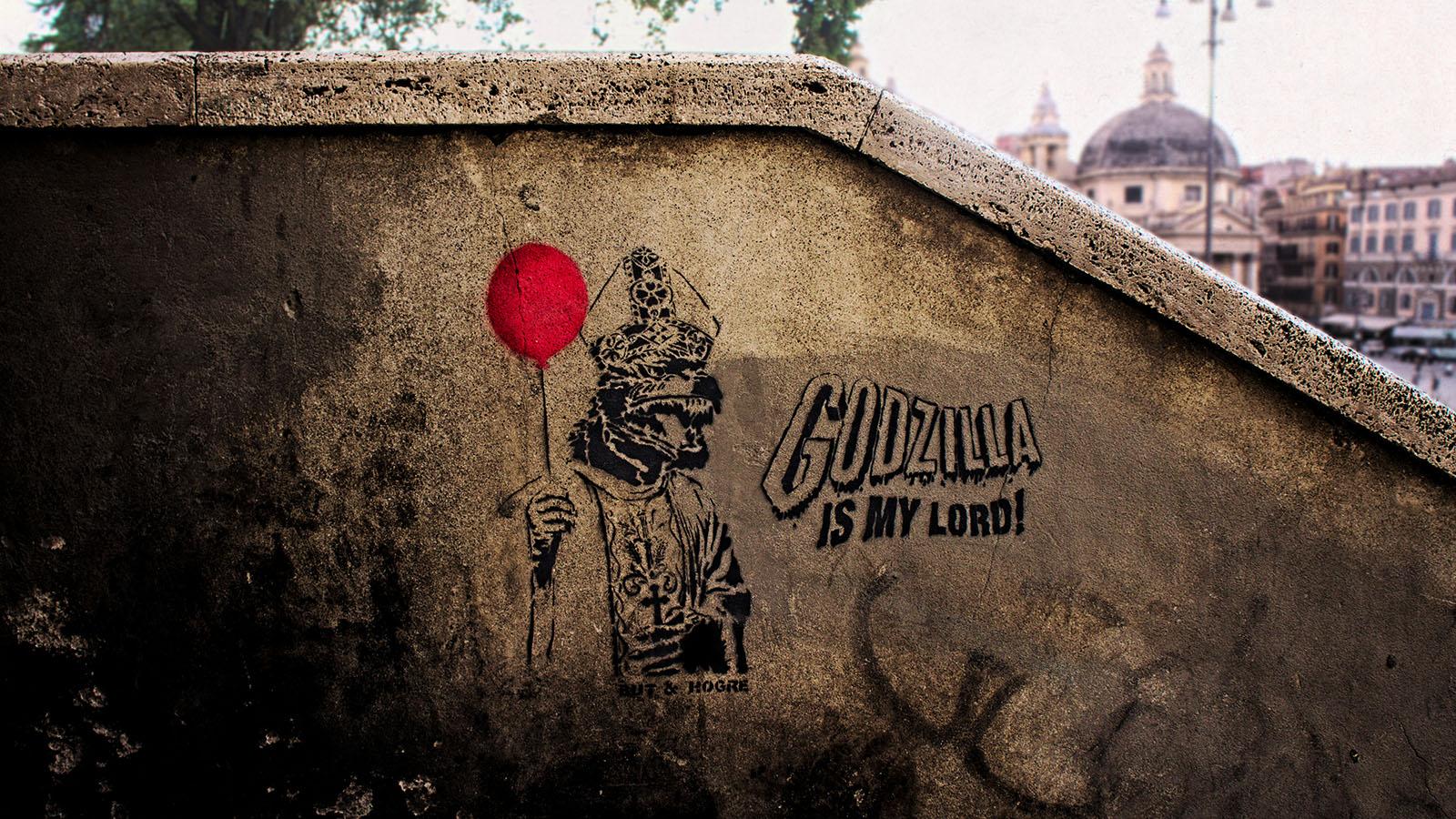 Godzilla, nuestro señor, te ordena que veas los #LDV