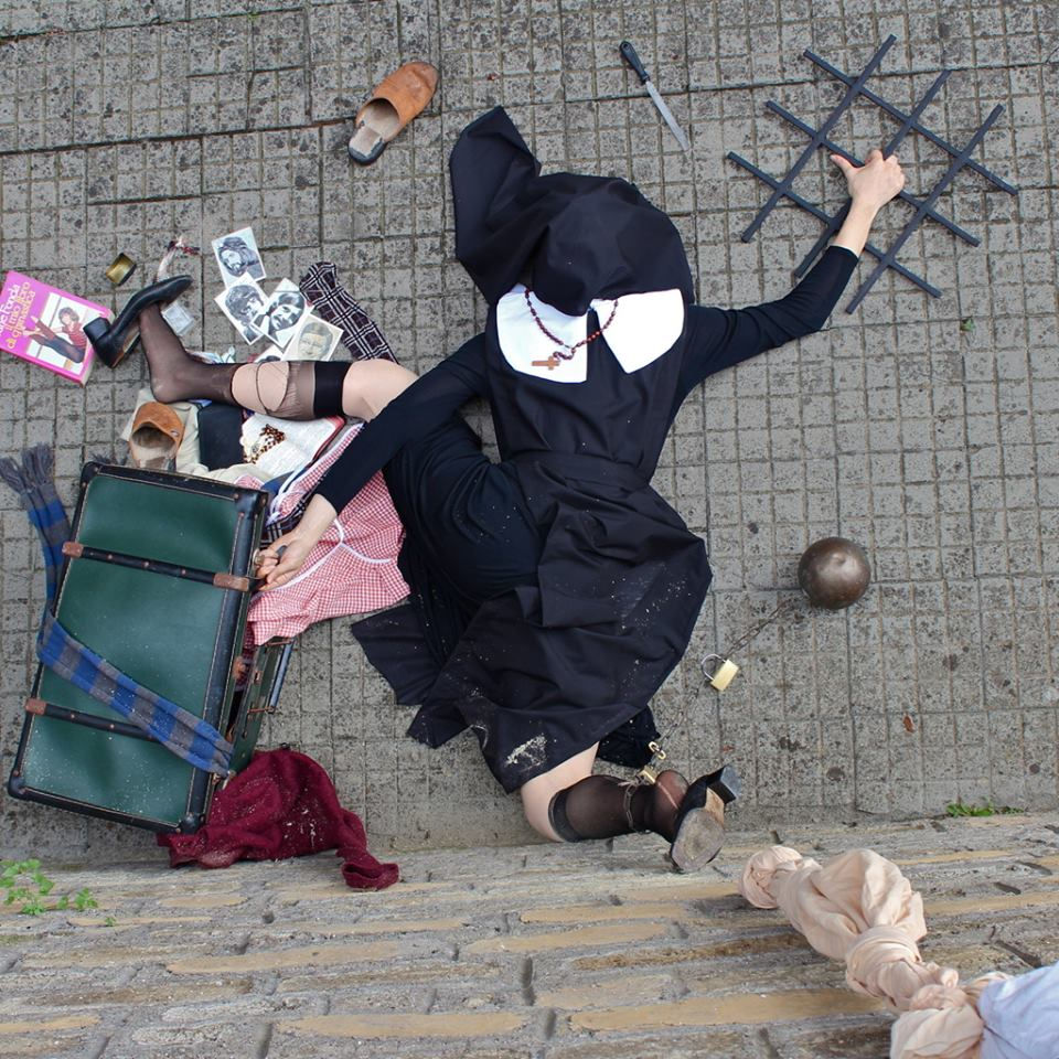 Semana santa y ni las monjas se pierden la #RuletaRusa